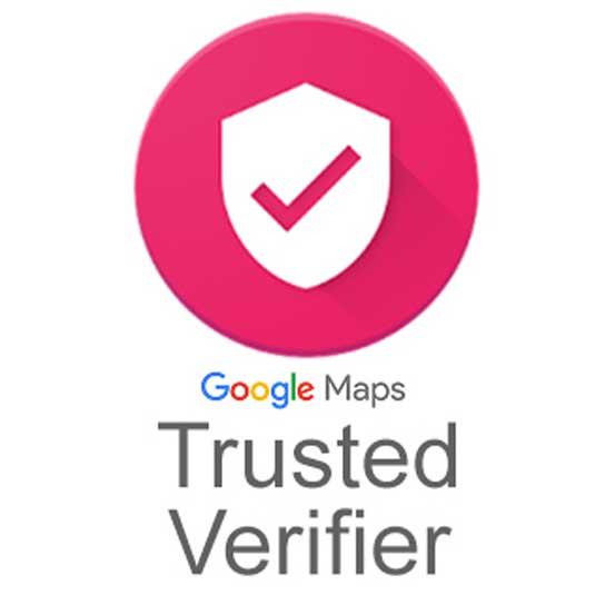 Google Trusted Verificador Confianza Verifier Profesional Casanova Foto MyBusiness Mi negocio